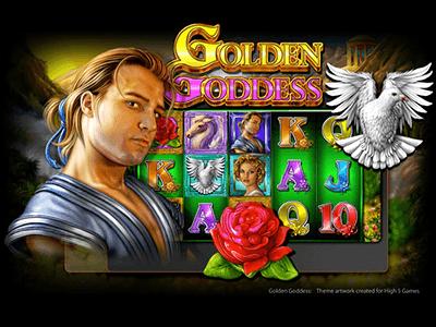 Slot golden goddess
