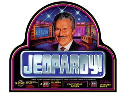 Jeopardy Slots - Play Jeopardy Slots Game Free Here!