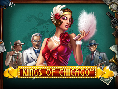 Kings of Chicago Slot Machine Online ᐈ NetEnt™ Casino Slots