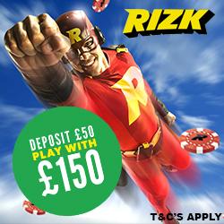 Rizk free wheel of rizk spin